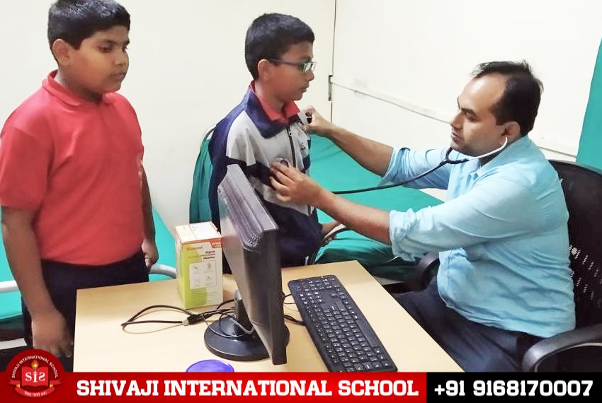 shivaji-international-school-organizing-health-checkup-camp