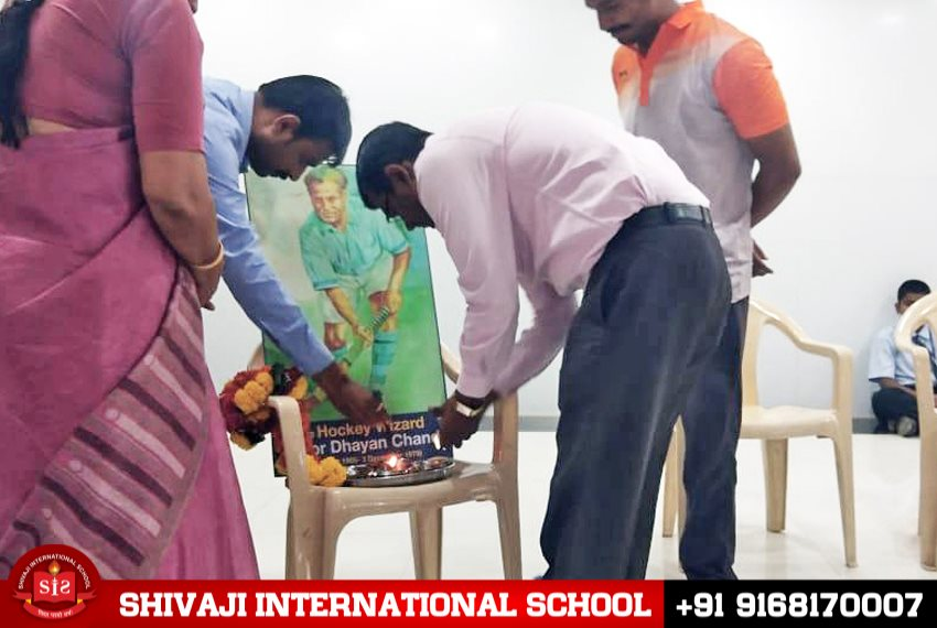sports-day-inaguration-in-shivaji-international-school-aurangabad